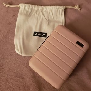 Away mini in Pink